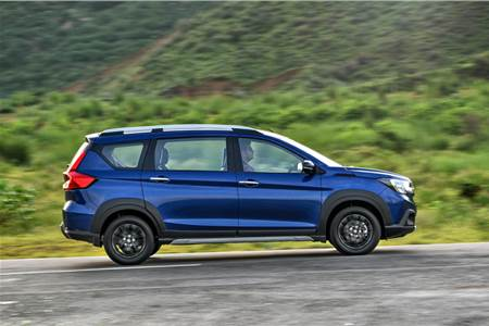 Maruti Suzuki XL6 review, test drive