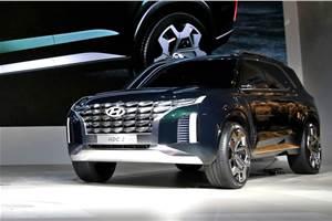 Next-gen Hyundai Tucson takes shape