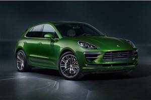 2019 Porsche Macan Turbo revealed