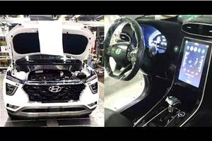 Next-gen Hyundai Creta: New interior pics reveal more details