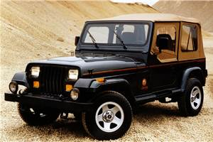 Tracing the history of the Jeep Wrangler