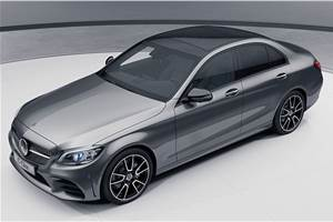 Mercedes C-class gets more features, priced from Rs 46.50 lakh