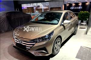 Hyundai Verna facelift: new photos surface ahead of world premiere