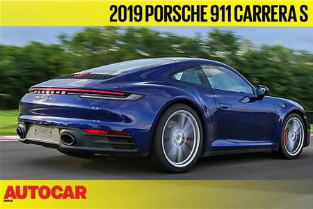 2019 Porsche 911 Carrera S video review