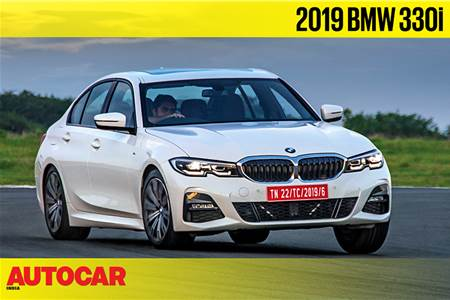 2019 BMW 330i video review