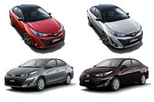 2019 Toyota Yaris price, variants explained