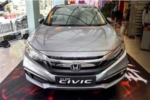 Massive Rs 2.5 lakh discount available on the Honda Civic