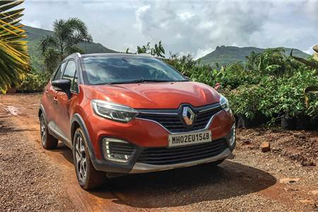 2018 Renault Captur long term review, third report
