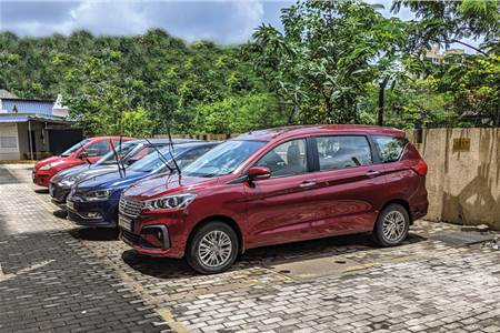 2019 Maruti Suzuki Ertiga long term review, second report