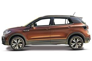 VW T-Cross SUV styling to have some 'masala' to suit Indian tastes