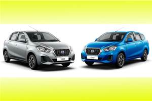 Datsun Go, Go+ CVT to be launched next month