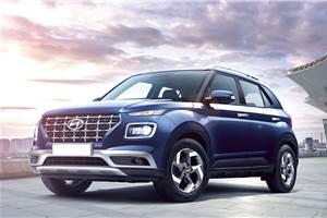 Hyundai Venue sales helps brand gain UV market share