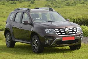 Up to Rs 1.10 lakh off on the Renault Duster, Captur, Kwid