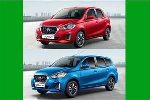 2019 Datsun Go, Go+ CVT: What to expect from each variant