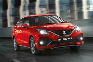 Whopping Rs 1.5 lakh off on Maruti Suzuki Baleno RS
