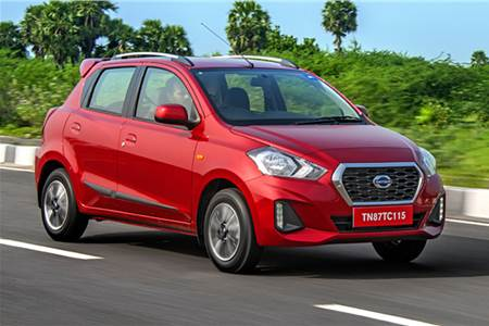 2019 Datsun Go, Go+ CVT review, test drive