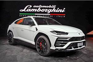 Lamborghini delivers 50th Urus in India