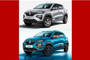 Renault Kwid facelift price, variants explained