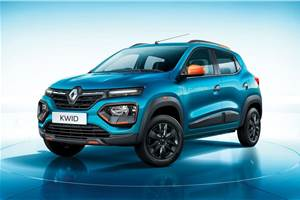 Renault Kwid facelift launched at Rs 2.83 lakh