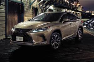 Lexus RX 450hL launched at Rs 99 lakh