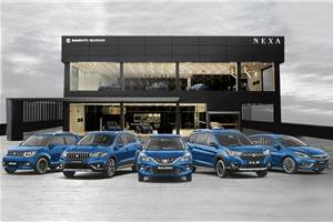 Maruti Suzuki Nexa outlets sell one million cars, SUVs