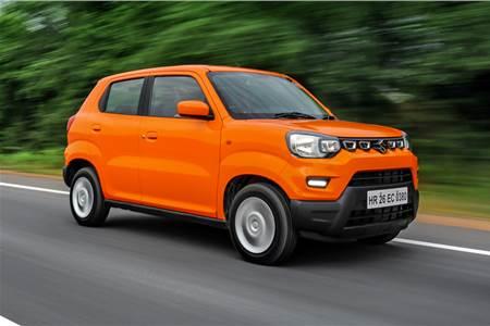 2019 Maruti Suzuki S-Presso review, test drive