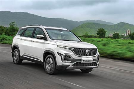 2019 MG Hector review, road test