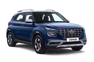 Top-spec Hyundai Venue to get dual-tone paint options