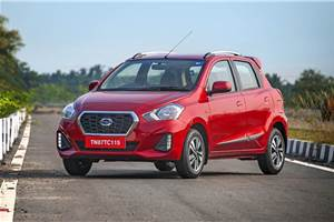 Datsun Go CVT launched at Rs 5.94 lakh