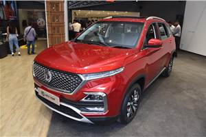 MG Hector gets 8,000 new bookings
