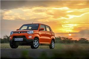 Maruti Suzuki S-Presso bookings cross 10,000-mark in 10 days