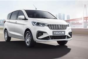 Maruti Suzuki Ertiga Tour M diesel introduced