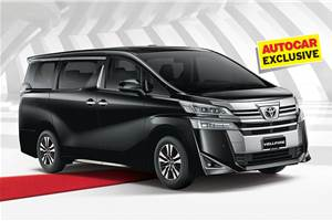 Toyota Vellfire bookings open at select dealerships