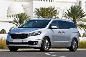 Kia Carnival India launch at Auto Expo 2020