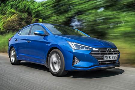 2019 Hyundai Elantra review, test drive