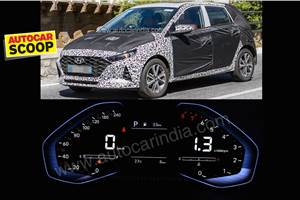 Next-gen Hyundai i20 to get digital instrument cluster