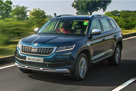 2019 Skoda Kodiaq Scout review, test drive