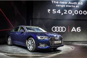 2019 Audi A6 launched at Rs 54.20 lakh
