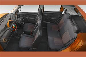 Maruti Suzuki S-Presso interior highlights detailed