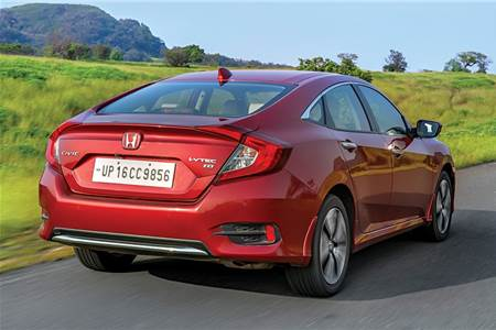 2019 Honda Civic long term review, first report