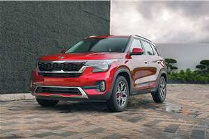 Kia Seltos crosses 25,000-unit sales milestone
