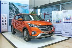 Hyundai Creta gets benefits of up to Rs 1 lakh