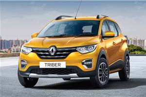 10,000th Renault Triber delivered