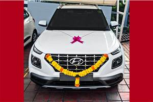 Hyundai Venue waiting period extends up to 15 weeks