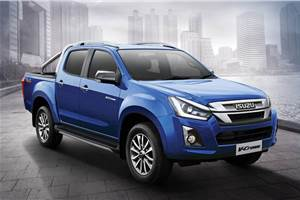BS6 Isuzu D-Max V-Cross, MU-X to cost Rs 3-4 lakh more
