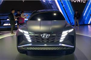 Next-gen Hyundai Tucson previewed as Vision T Concept