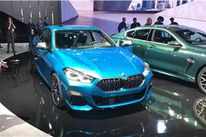 India-bound BMW 2 Series Gran Coupe makes LA debut