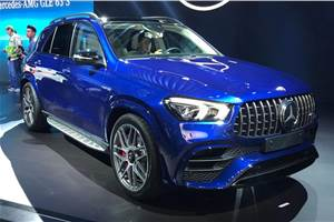 571hp Mercedes-AMG GLE 63 unveiled at 2019 LA motor show