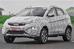 Tata Nexon facelift to debut with Nexon EV