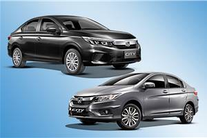 Honda City: New vs Old